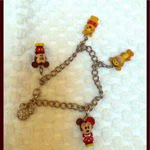 Disney character bracelet